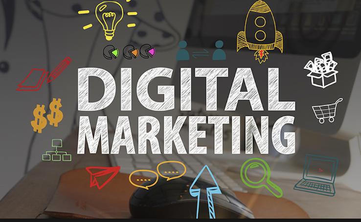 Digital marketing types explained