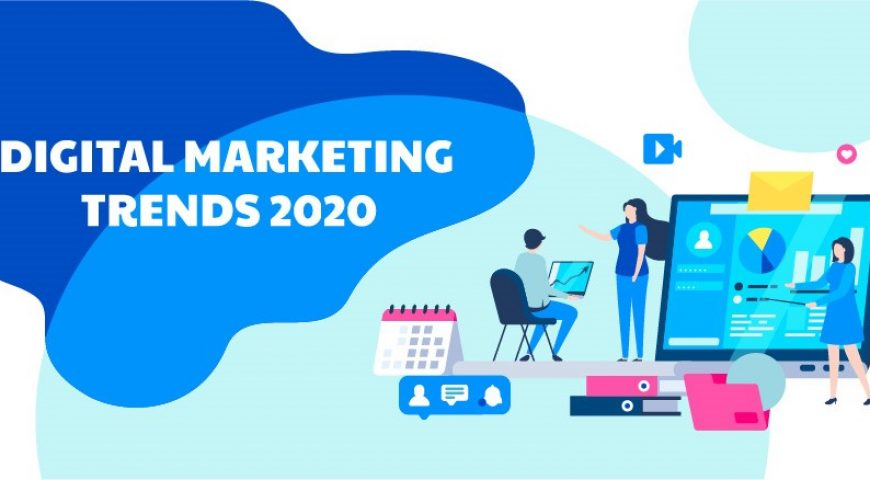 4 Digital Marketing Trends to Embrace in 2020
