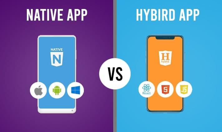 What Should You Choose: Native app or Hybrid app?