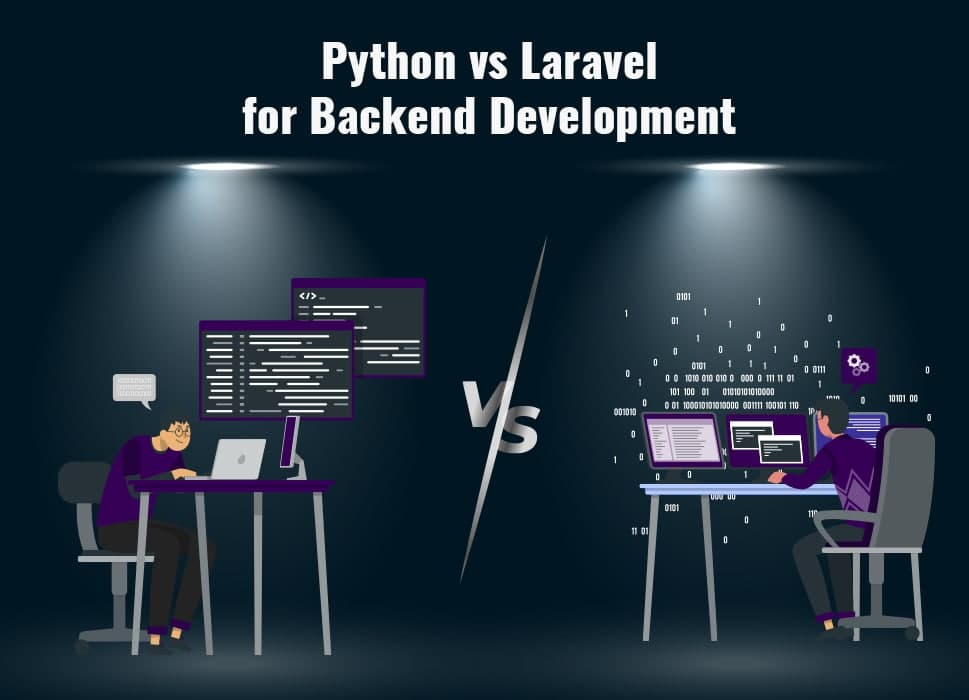 Laravel PHP vs. Python for Backend Development