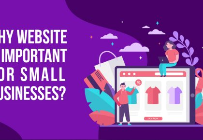 Why is a Website Important for Small Businesses?